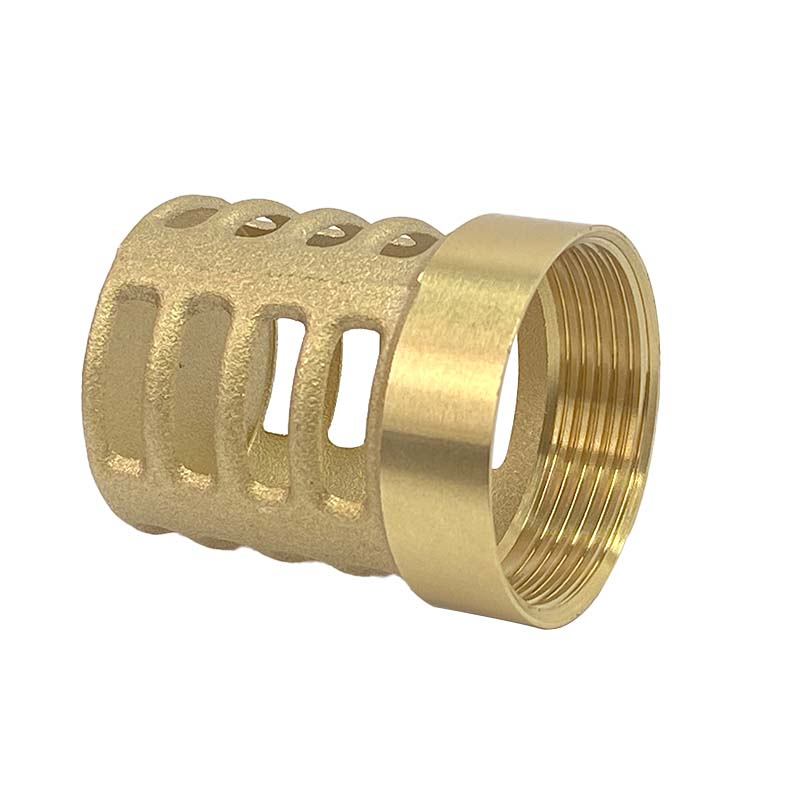 brass foot valve strainer