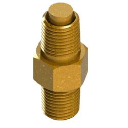 brass inline check valve