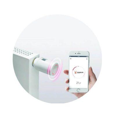 Fanovo-Enigineering-your-Life-AI-mobile-control-heating-valve