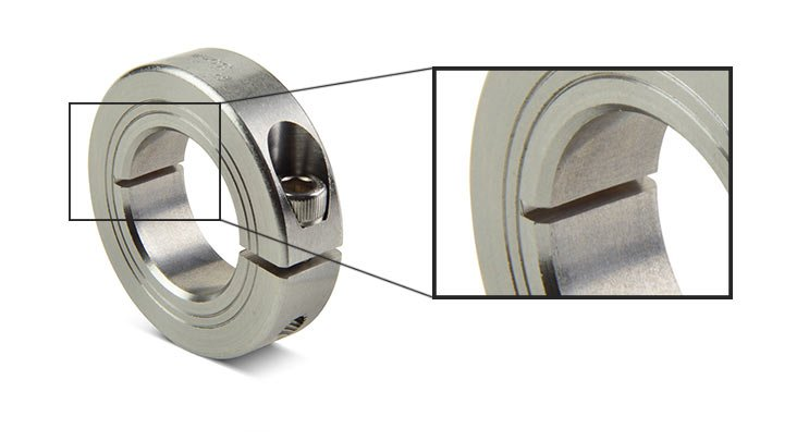 Wide variety of Ruland Shaft Collars