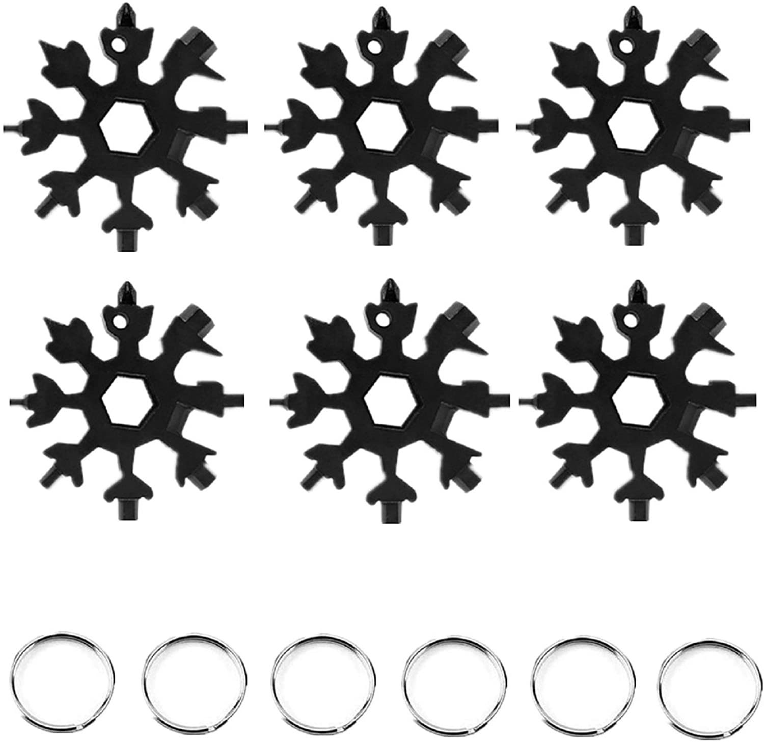 snowflake tools for christmas and new year