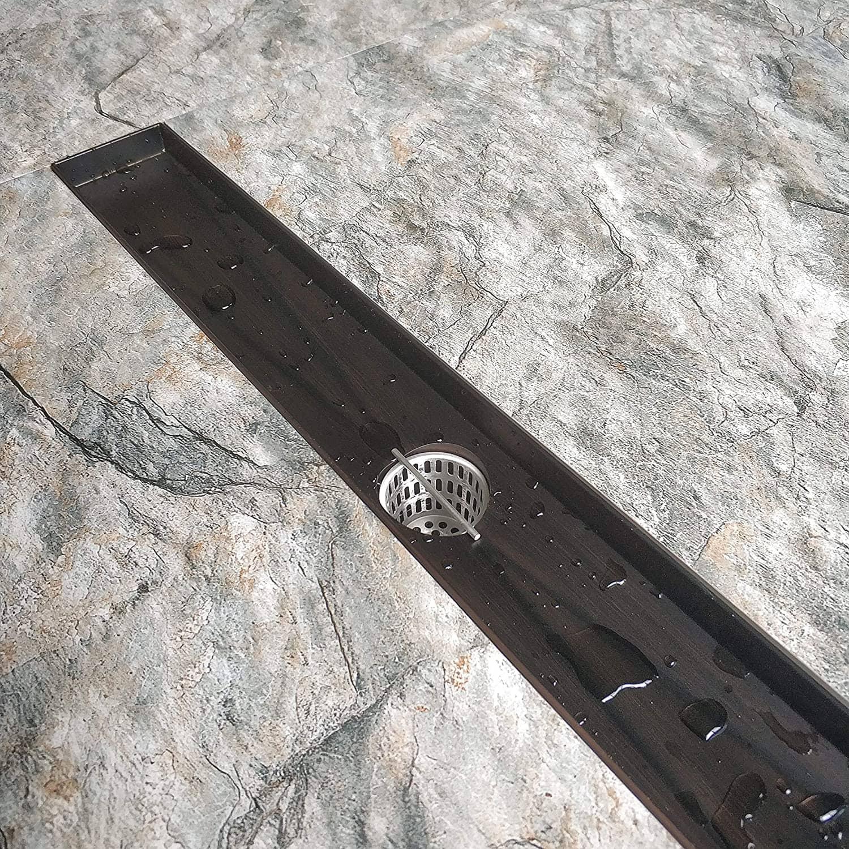 Rectangular Linear Shower Drain